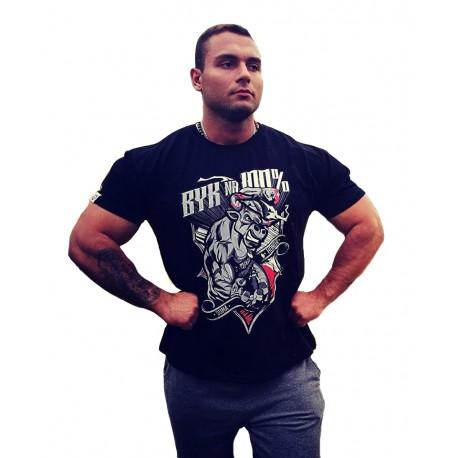453dd6cac98b85 100% dzik, koszulka na siłownię, koszulka siłownia SPORTOWY TRYB ŻYCIA