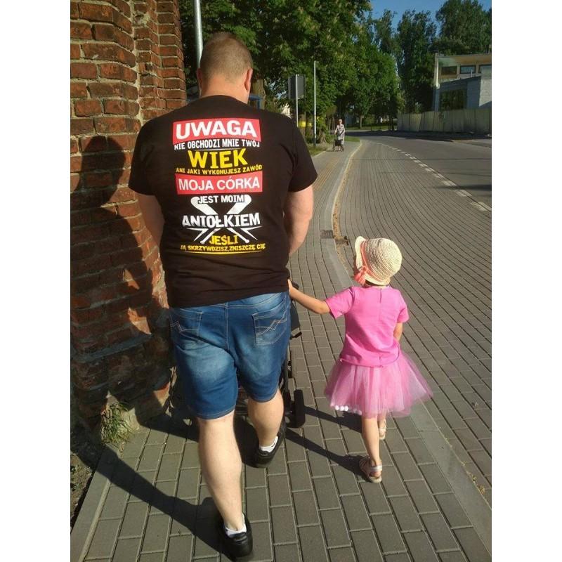 Koszulka z moją córką