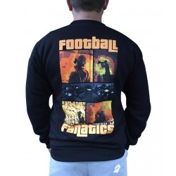 Bluza bez kaptura FOOTBALL FANATICS
