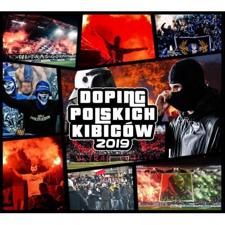Płyta Doping Polskich Kibiców 2019