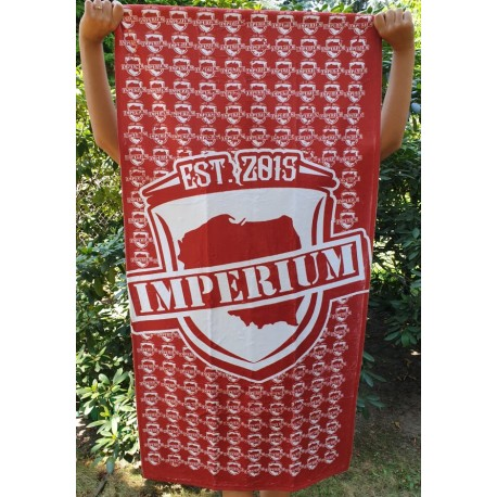 Ręcznik IMPERIUM czerwony
