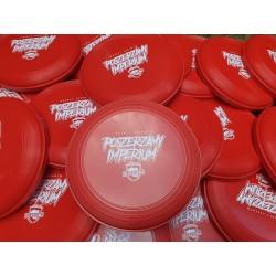 Frisbee POSZERZAMY IMPERIUM czerwone