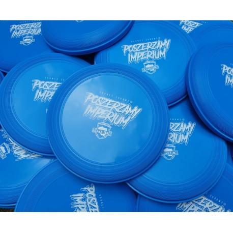 Frisbee POSZERZAMY IMPERIUM niebieskie