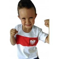 Koszulka dziecięca BAD BOYS POLAND