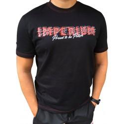 Koszulka IMPERIUM PROUD TO BE POLISH czarna