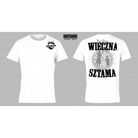 Koszulka SYN i MAMA - WIECZNA SZTAMA