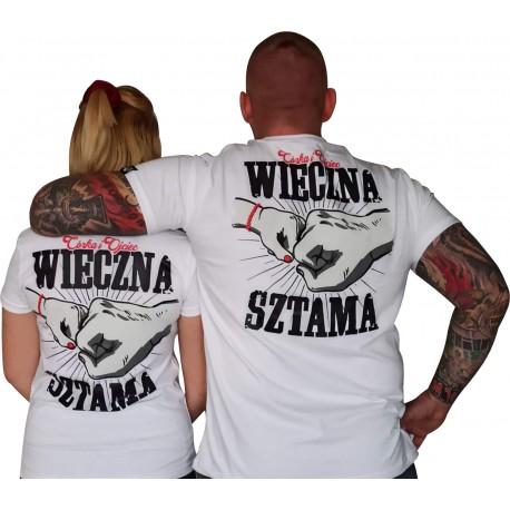 Koszulka CÓRKA i OJCIEC - WIECZNA SZTAMA